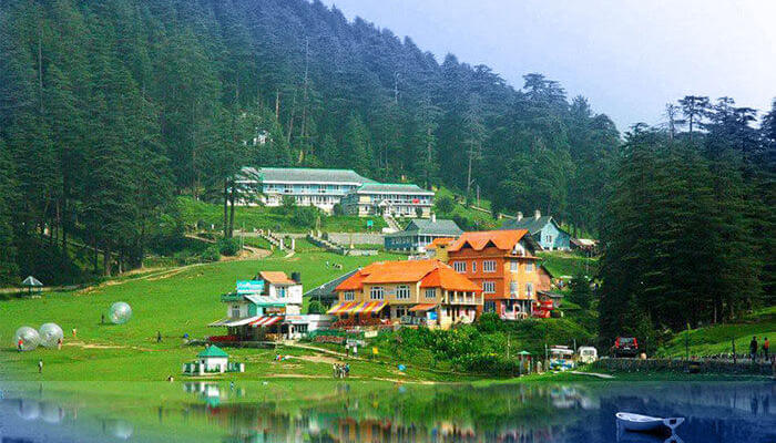 Khajjiar-valley